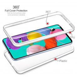 943 - MadPhone 360 силиконова обвивка за Samsung Galaxy A51