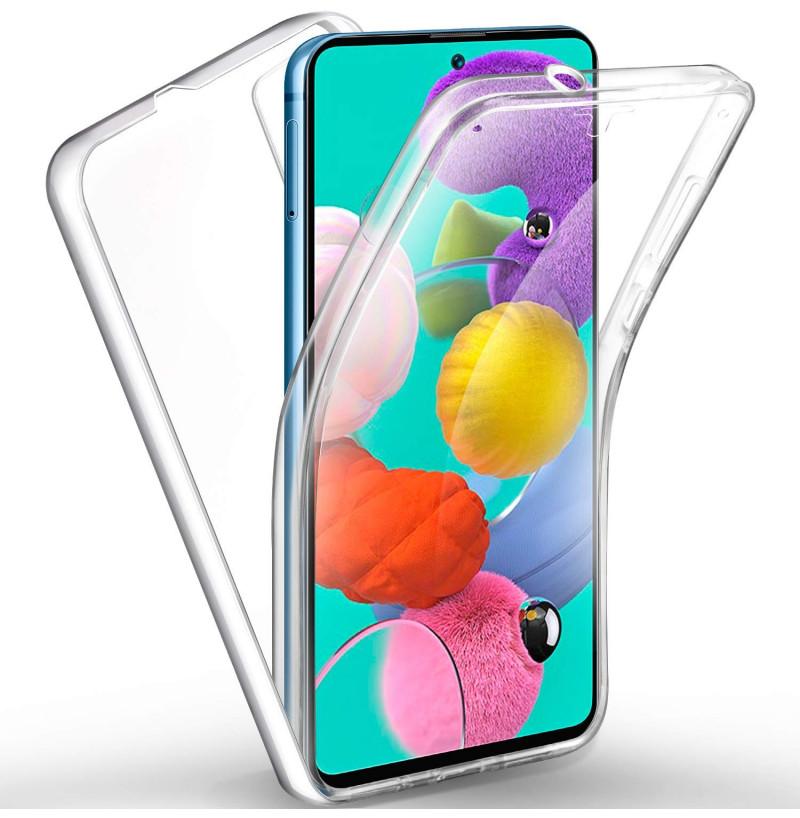 944 - MadPhone 360 силиконова обвивка за Samsung Galaxy A51