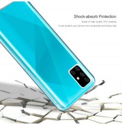 945 - MadPhone 360 силиконова обвивка за Samsung Galaxy A51