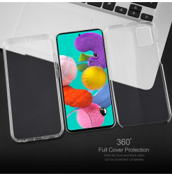 946 - MadPhone 360 силиконова обвивка за Samsung Galaxy A51