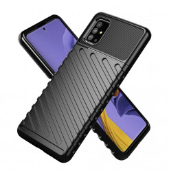 967 - MadPhone Thunder силиконов кейс за Samsung Galaxy A51