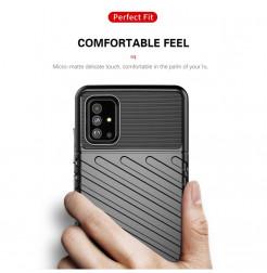 968 - MadPhone Thunder силиконов кейс за Samsung Galaxy A51