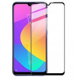 9755 - 3D стъклен протектор за целия дисплей Xiaomi Mi A3 / CC9e