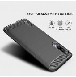 9800 - MadPhone Carbon силиконов кейс за Xiaomi Mi A3 / CC9e