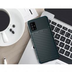 986 - MadPhone Thunder силиконов кейс за Samsung Galaxy A51