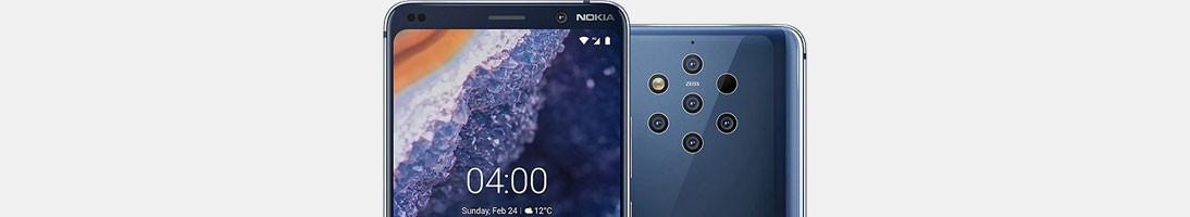 Аксесоари и калъфи за Nokia 9 PureView