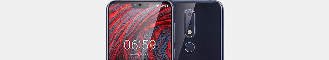 Аксесоари и калъфи за Nokia 6.1 Plus / Nokia X6