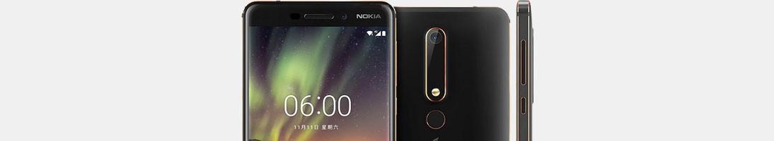 Аксесоари и калъфи за Nokia 6.1 / Nokia 6 (2018)
